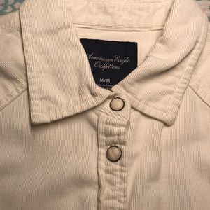 American Eagle Outfitters, Women's Corduroy Shirt
